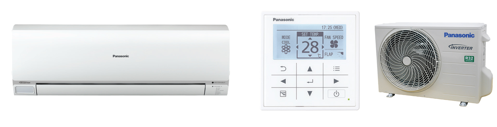 Panasonic Air Conditioning Split System