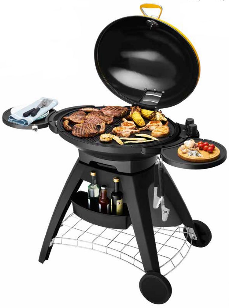 Bugg BeefEater gas BBQ